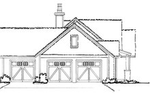 Ranch Exterior - Other Elevation Plan #942-15