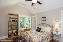 House Plan Design - Cottage Interior - Bedroom Plan #929-960