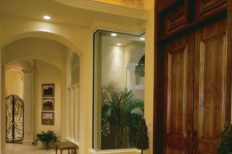 Mediterranean Interior - Entry Plan #930-188 - Houseplans.com