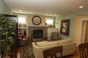 Craftsman Style House Plan - 5 Beds 4 Baths 3590 Sq/Ft Plan #458-12 Photo