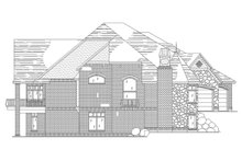 Architectural House Design - Traditional Exterior - Other Elevation Plan #945-64