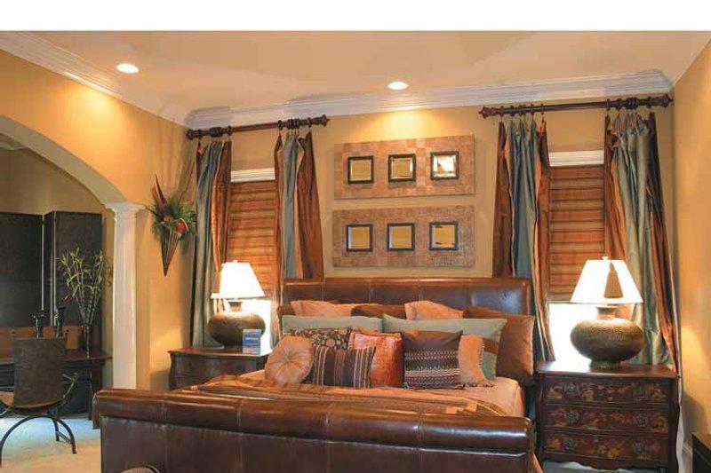 Colonial Interior - Master Bedroom Plan #927-587 - Houseplans.com
