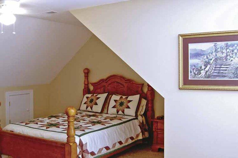 Country Interior - Bedroom Plan #314-281 - Houseplans.com