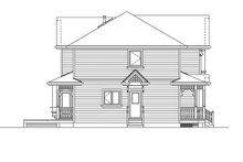 Victorian Exterior - Other Elevation Plan #47-903