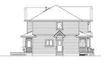 House Blueprint - Victorian Exterior - Other Elevation Plan #47-903
