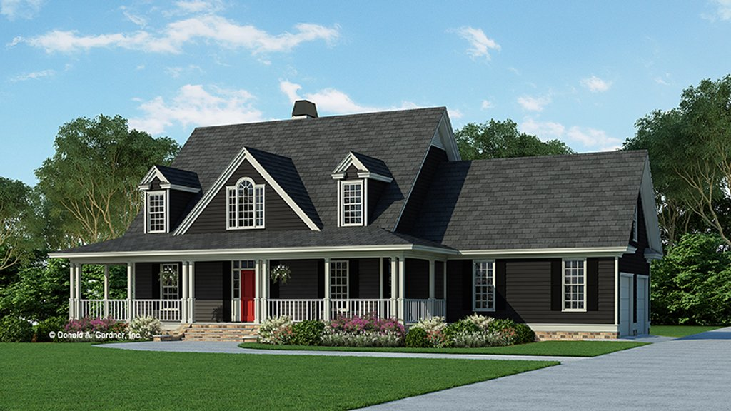 Country style house plan 4 beds 2 5 baths 2164 sq ft for Weinmaster house plans
