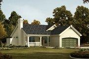Farmhouse Style House Plan - 4 Beds 2.5 Baths 1203 Sq/Ft Plan #57-383