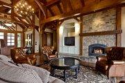 Craftsman Style House Plan - 3 Beds 2.5 Baths 3780 Sq/Ft Plan #132-207