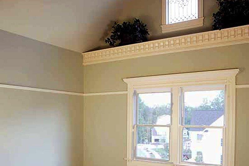 Victorian Interior - Master Bedroom Plan #410-104 - Houseplans.com