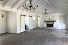 House Plan Design - Farmhouse Interior - Family Room Plan #437-125
