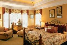 Country Interior - Master Bedroom Plan #927-781