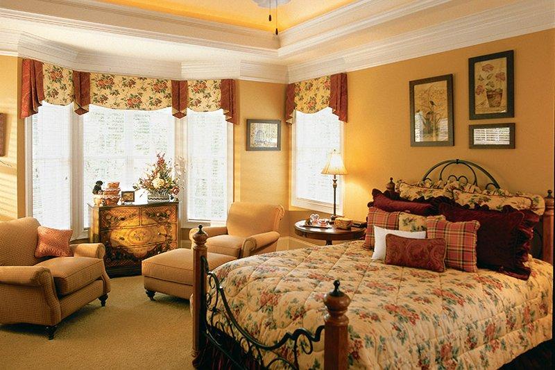 Country Interior - Master Bedroom Plan #927-781 - Houseplans.com