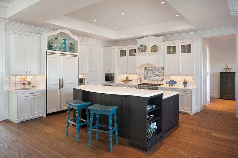 Country Interior - Kitchen Plan #1017-168 - Houseplans.com