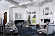 House Plan Design - Craftsman Interior - Family Room Plan #928-232
