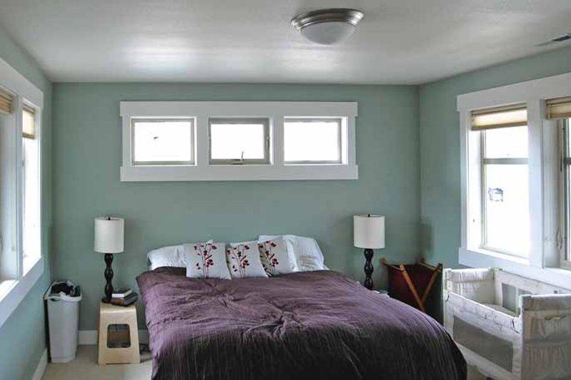 Prairie Interior - Bedroom Plan #895-62 - Houseplans.com