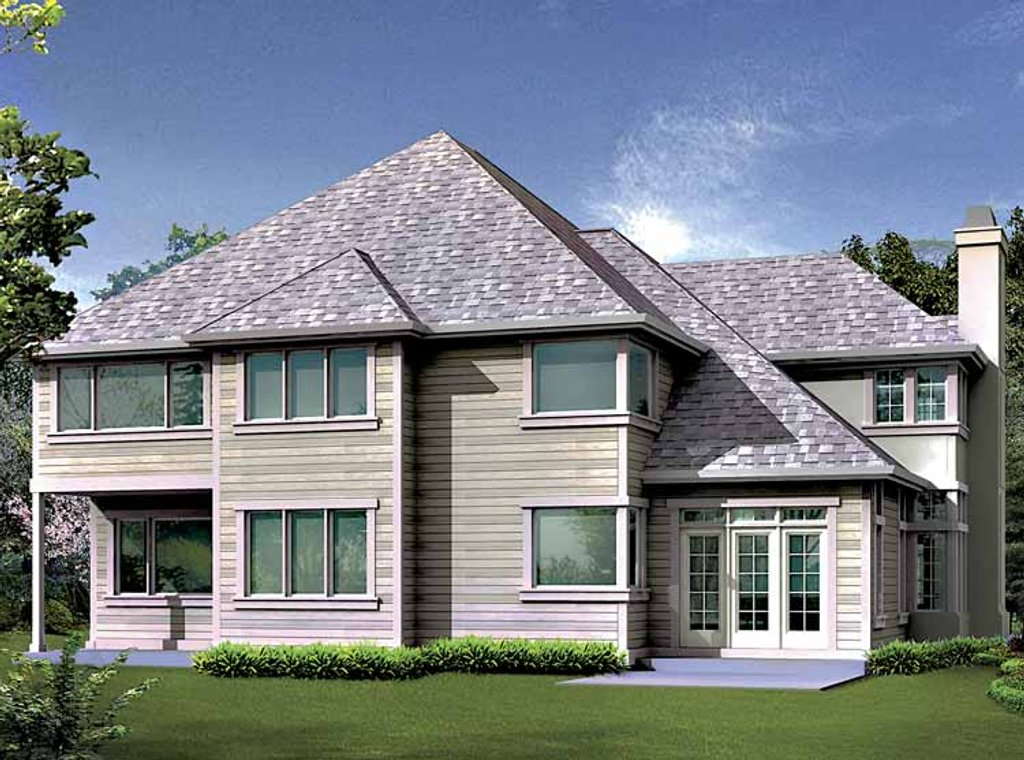Traditional style house plan 4 beds 3 5 baths 3330 sq ft for Www eplans