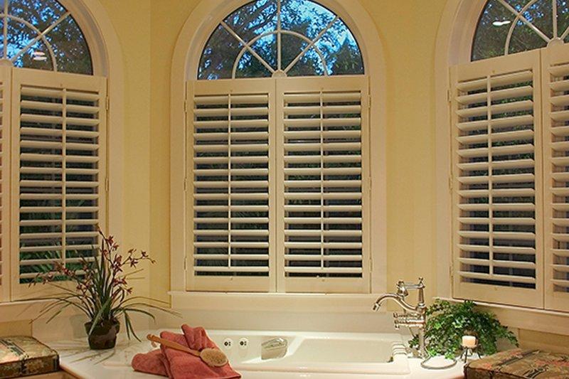Country Interior - Master Bathroom Plan #930-472 - Houseplans.com