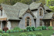 Craftsman Style House Plan - 3 Beds 3 Baths 2487 Sq/Ft Plan #120-179 Exterior - Other Elevation