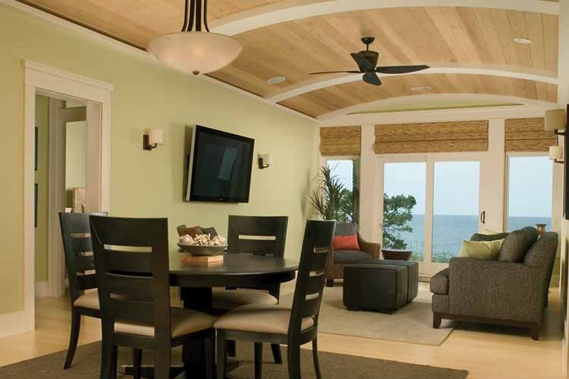 Traditional Interior - Other Plan #928-95 - Houseplans.com