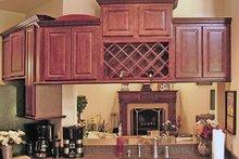 Country Interior - Kitchen Plan #314-278