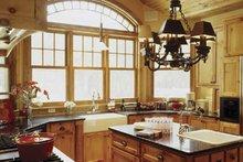 Country Interior - Kitchen Plan #320-993
