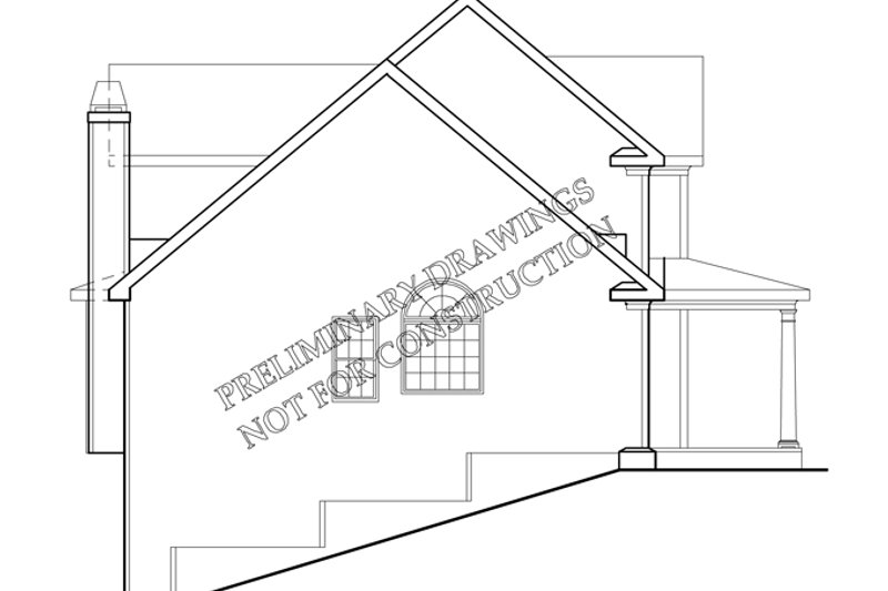 Country Exterior - Other Elevation Plan #927-817 - Houseplans.com