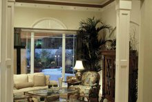 House Plan Design - Mediterranean Interior - Other Plan #417-746