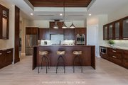 Mediterranean Style House Plan - 4 Beds 4.5 Baths 3042 Sq/Ft Plan #930-458 Interior - Kitchen