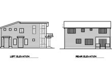 House Plan Design - Right/Front