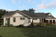 Farmhouse Style House Plan - 3 Beds 2.5 Baths 2271 Sq/Ft Plan #1070-22 Exterior - Other Elevation