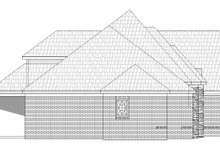 Country Exterior - Other Elevation Plan #932-102