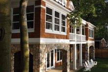 Craftsman Exterior - Rear Elevation Plan #928-64