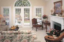 Dream House Plan - Traditional Interior - Family Room Plan #929-110