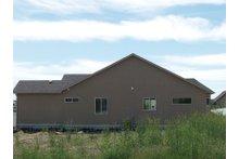 Ranch Floor Plan - Other Floor Plan Plan #1060-12