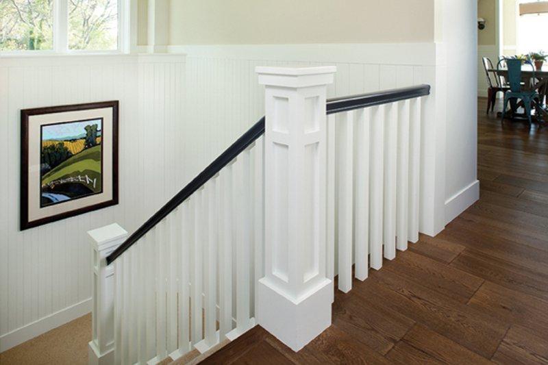 Contemporary Interior - Entry Plan #928-249 - Houseplans.com