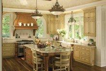 Country Interior - Kitchen Plan #928-183