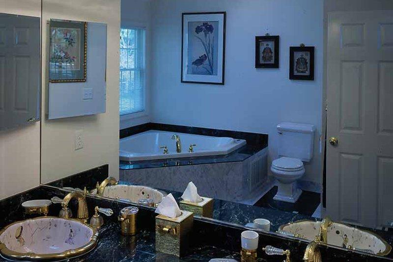 Victorian Interior - Bathroom Plan #314-209 - Houseplans.com