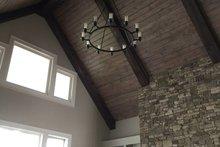 House Plan Design - Ranch Interior - Family Room Plan #437-71