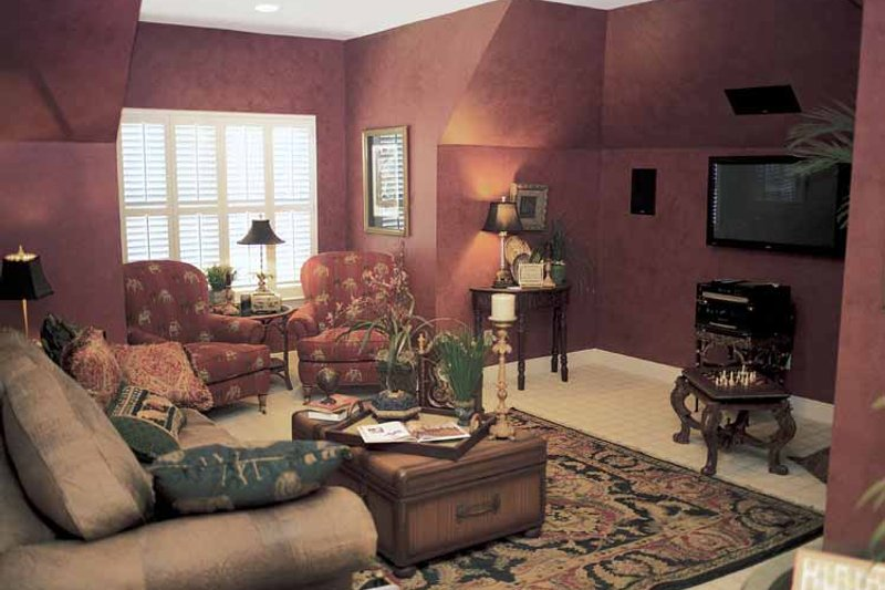 Country Interior - Other Plan #37-256 - Houseplans.com