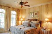 Mediterranean Style House Plan - 3 Beds 4.5 Baths 4509 Sq/Ft Plan #1058-14 Interior - Bedroom