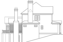 Traditional Exterior - Other Elevation Plan #927-963
