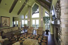 House Plan Design - Traditional Interior - Other Plan #17-3302
