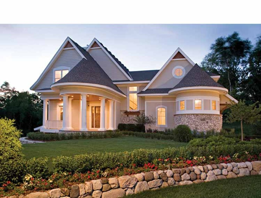 Victorian style house plan 4 beds 3 5 baths 3487 sq ft for Www homeplans com