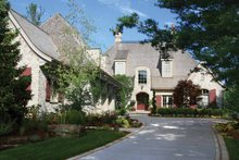 Country Exterior - Front Elevation Plan #928-166