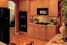 Home Plan - Country Interior - Kitchen Plan #927-672