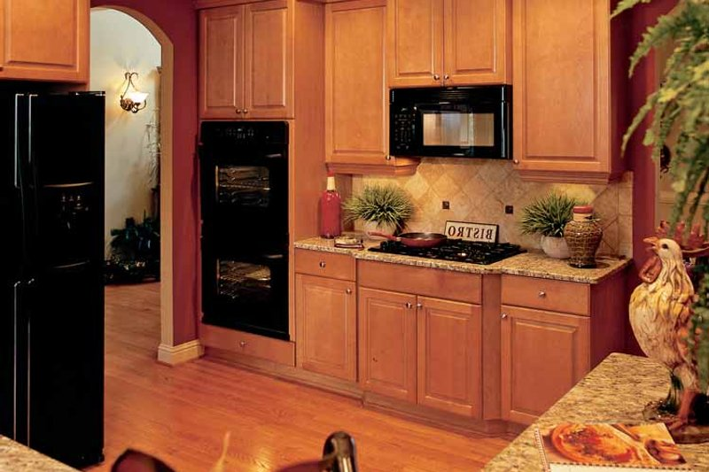 Country Interior - Kitchen Plan #927-672 - Houseplans.com
