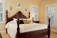 Architectural House Design - Country Interior - Bedroom Plan #37-242