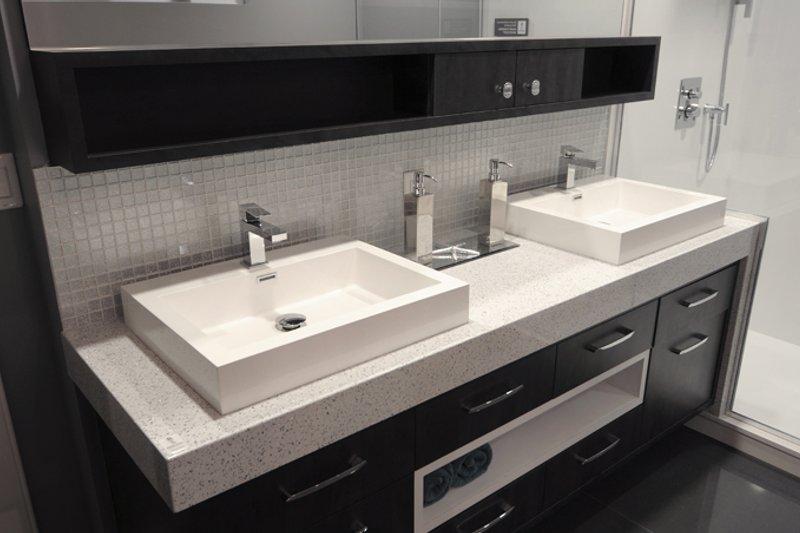 Contemporary Interior - Master Bathroom Plan #23-2554 - Houseplans.com