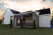 Farmhouse Style House Plan - 3 Beds 2 Baths 1788 Sq/Ft Plan #23-2737