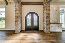 Dream House Plan - Southern Interior - Entry Plan #1074-8
